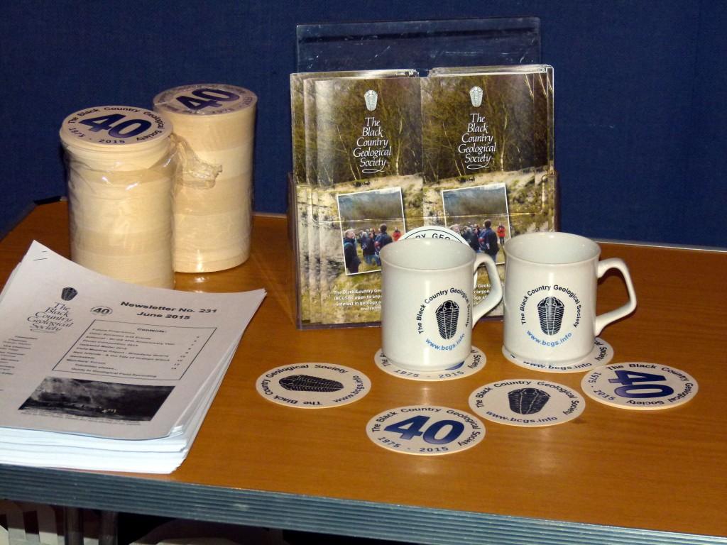 Mugs and beer mats