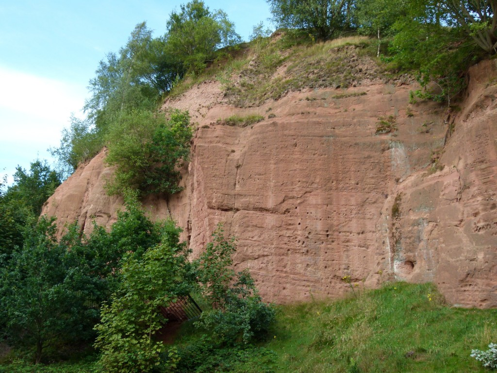 Pinfold Quarry, Barr Beacon