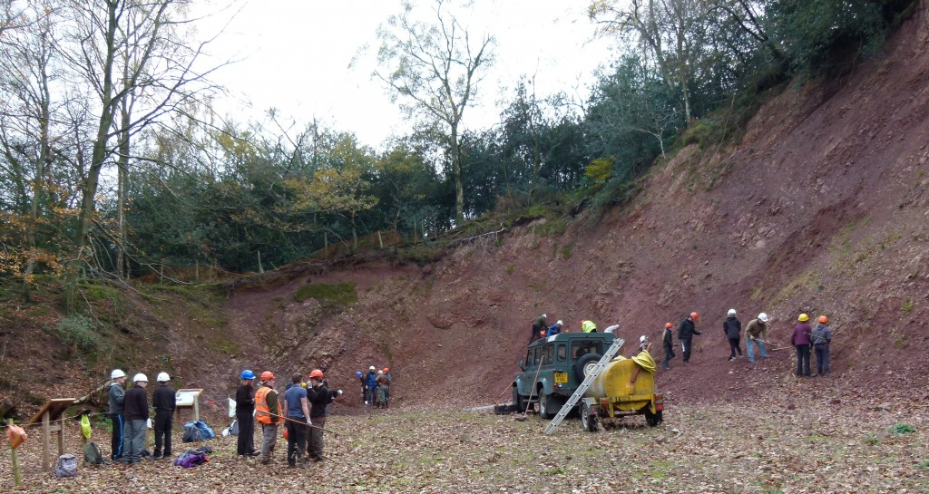 Barnt Green Road Quarry