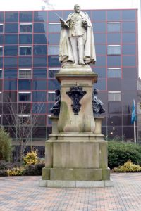 Statue of Edward VII