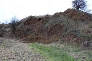 Portway Hill, Blue Rock Quarry, Rowley
