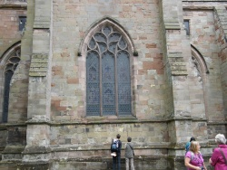 11The exterior wall of the Cathedral.JPG