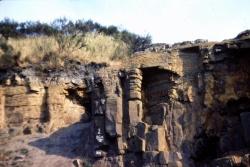 Pouk Hill - East Wall Columns 2.jpg